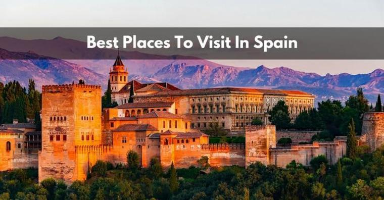 Large things to do in spain