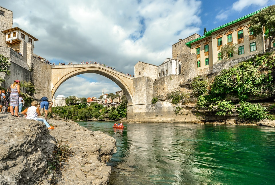 Greece Ottomans Bridge