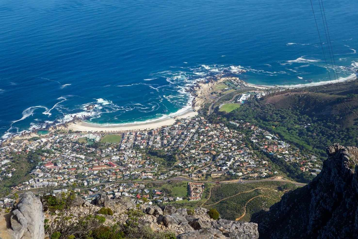 Large camps bay