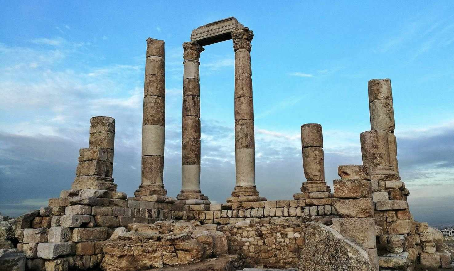 Amman Getaway Jordan Tour Package