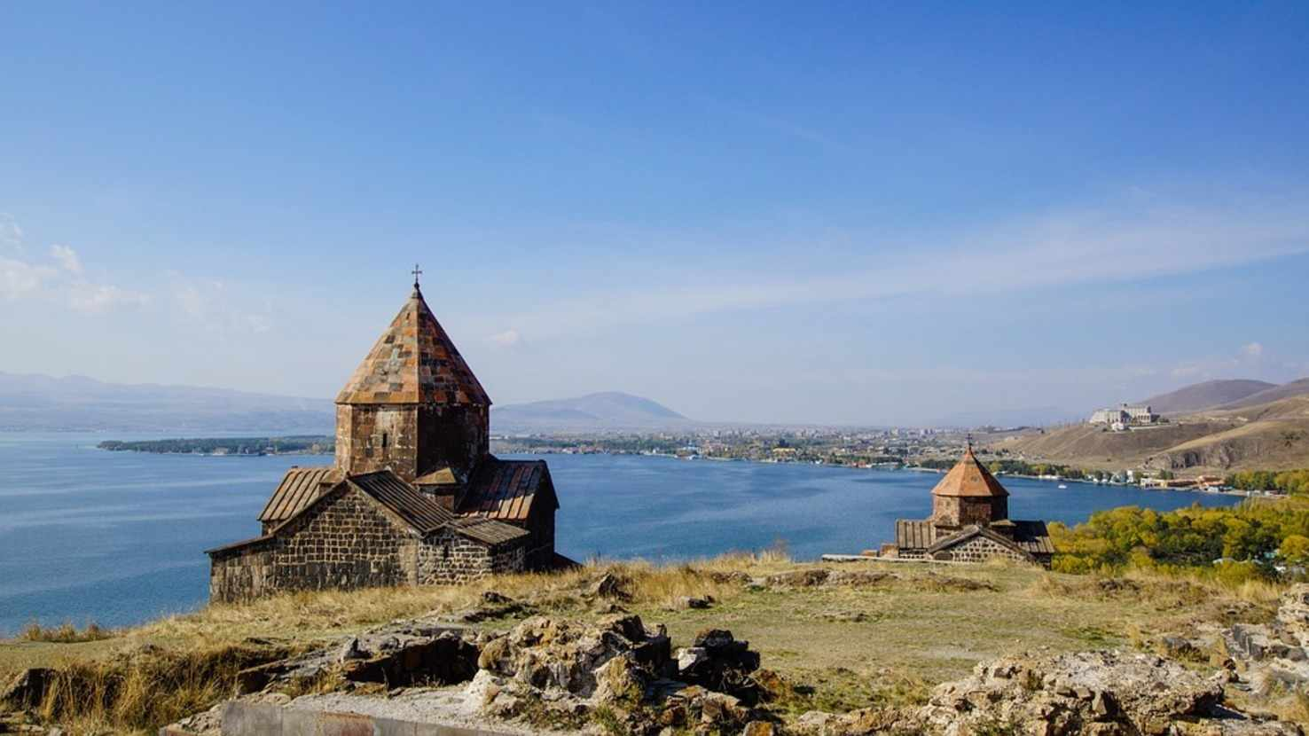 Large lake sevan