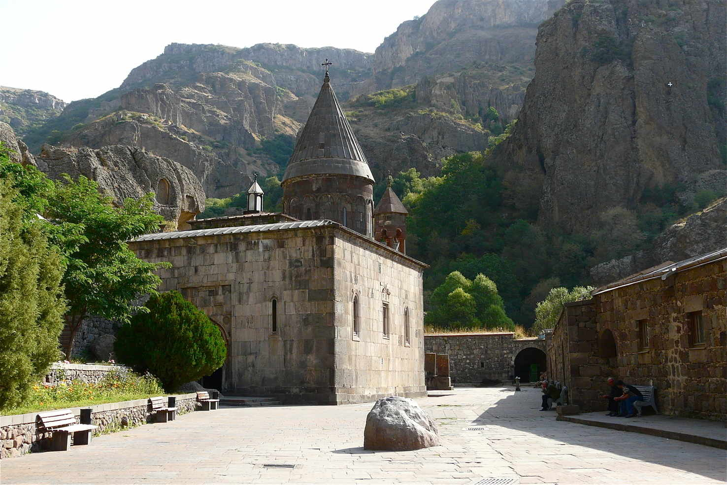 Large geghard   armenia