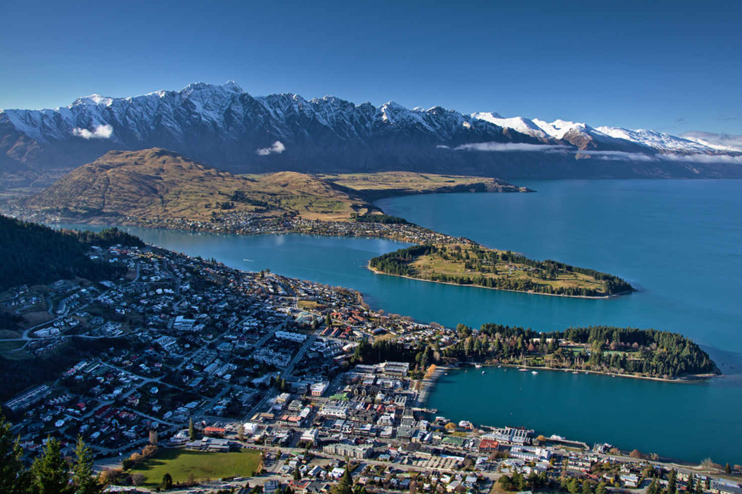 Fiords & Glaciers   New Zealand Vacation Package