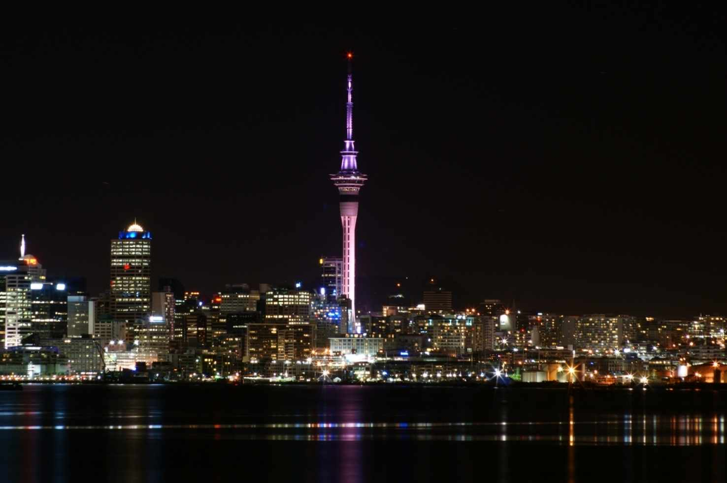 Large auckland city