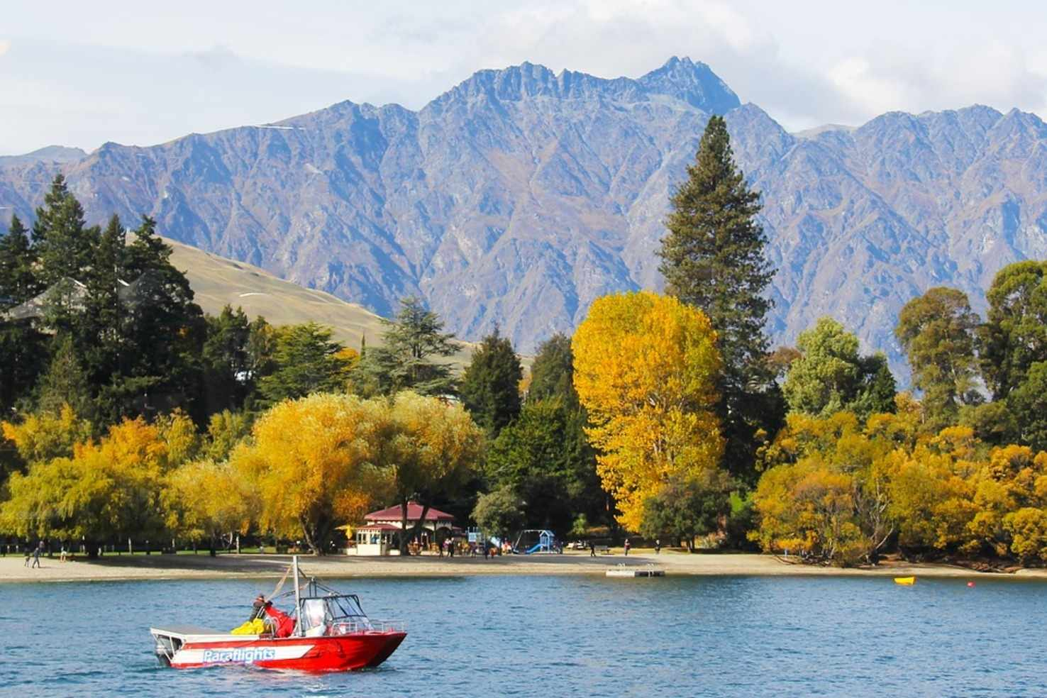Queens Town Getaway   New Zealand  Holiday Package