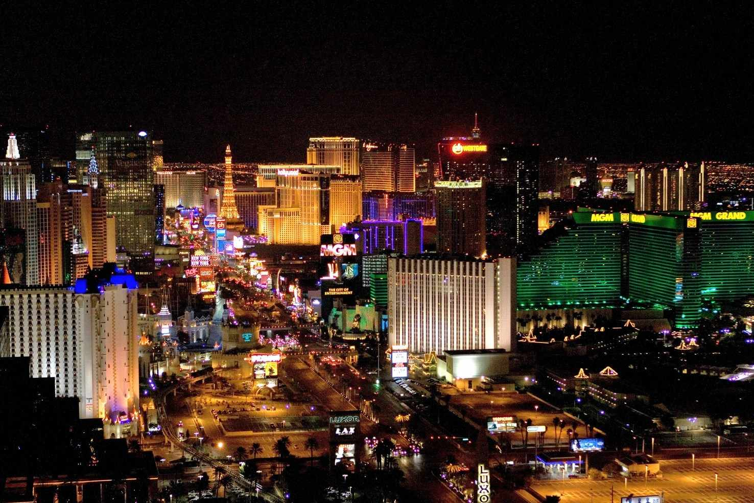 Las Vegas Getaway   Tour Package To Usa
