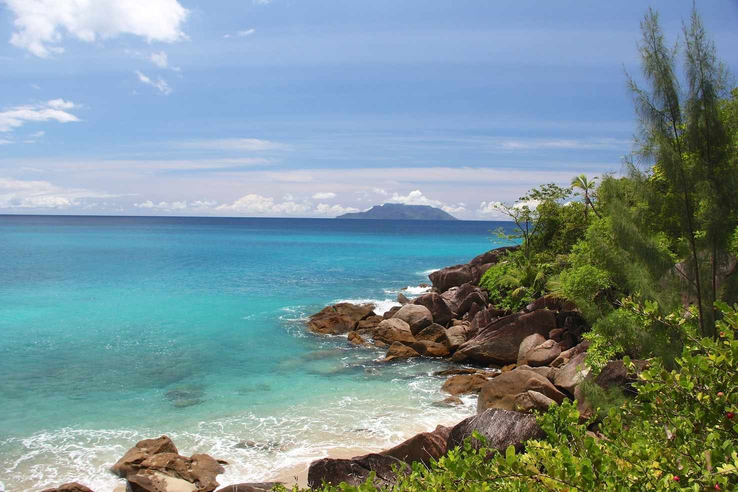 Seychelles Tour Package (4 Nights/5 Days)