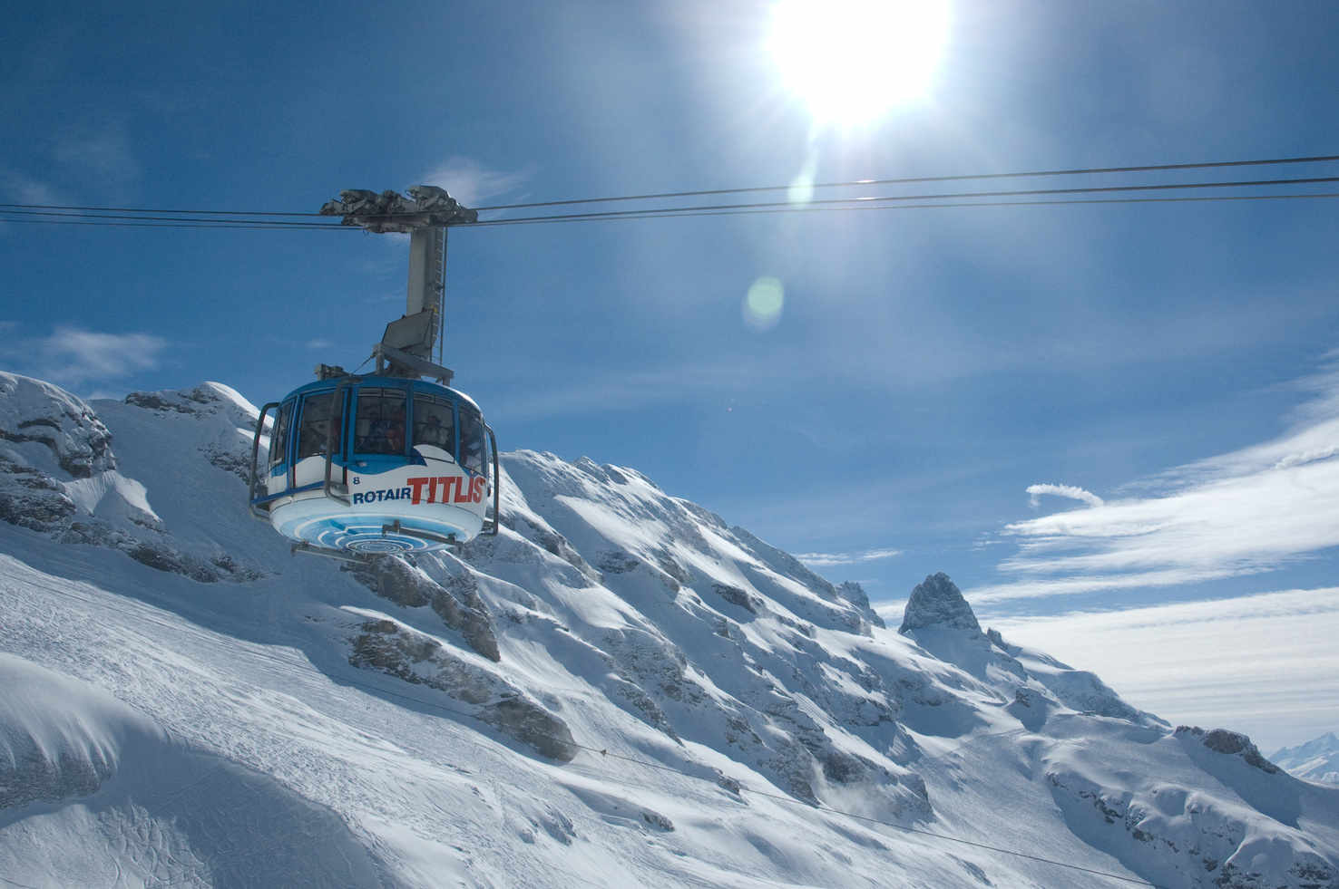Large titlis rotair