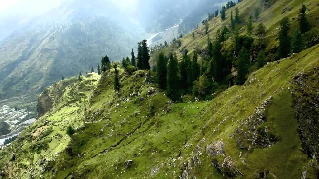 Mini Himachal Holiday Package With Chandigarh (6 Nights/7 Days)