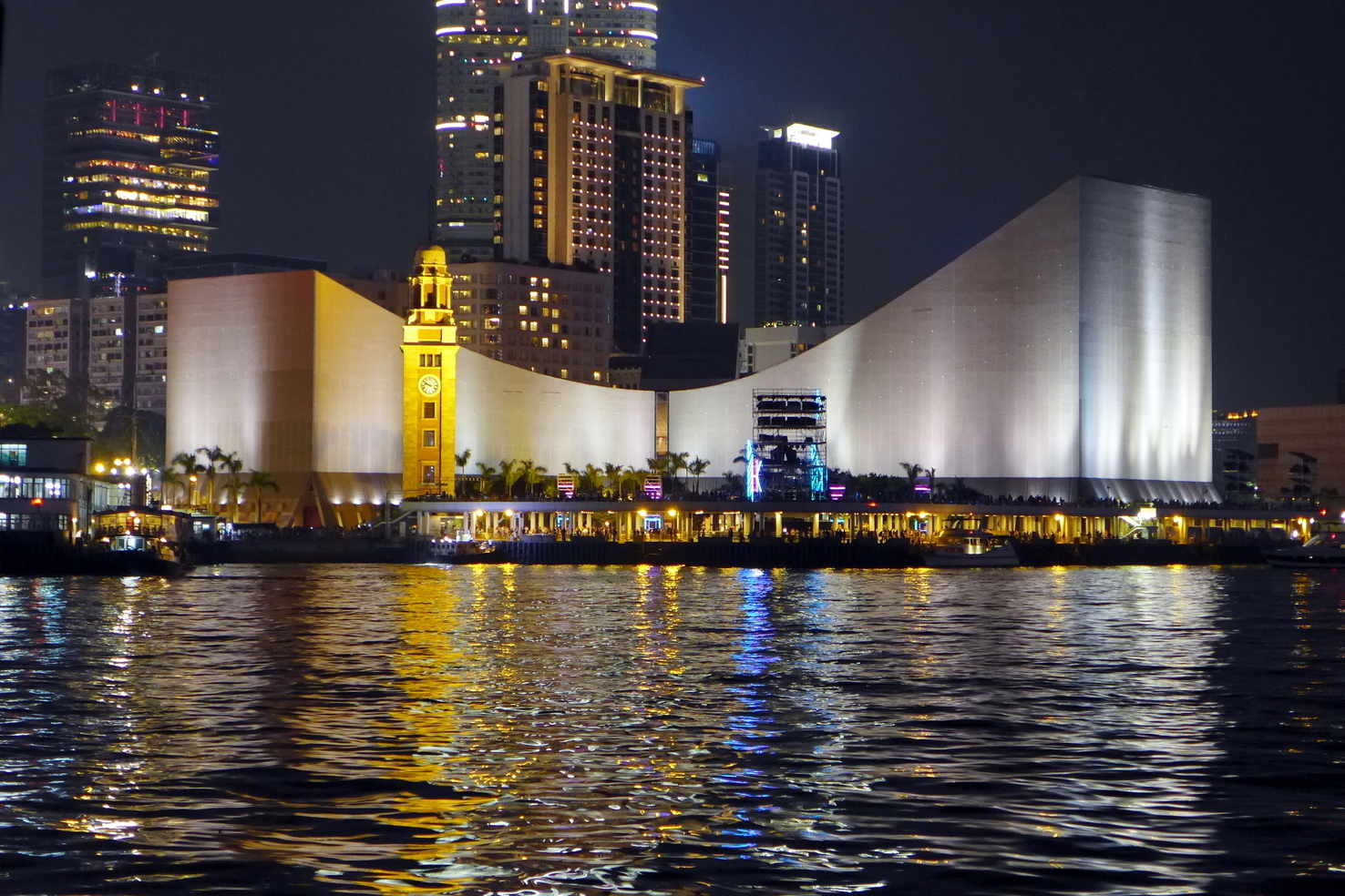 Large hong kong cultural centre