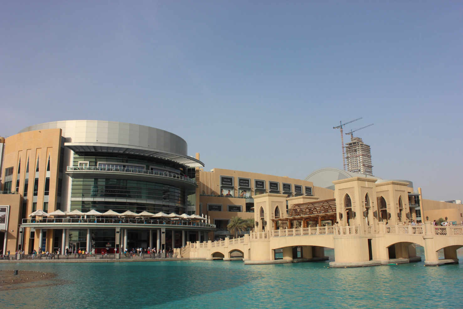 Large mall dubai