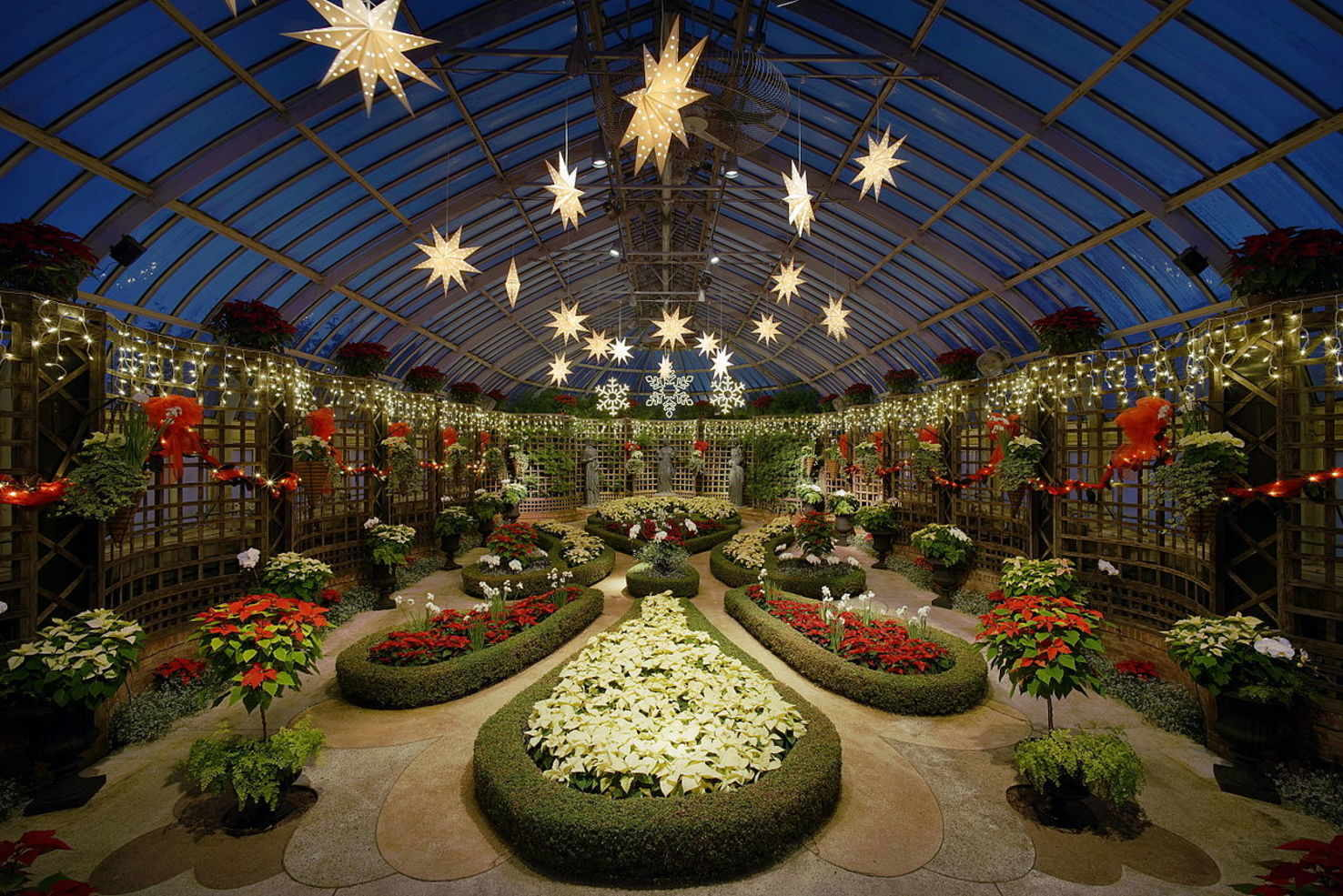 Large phipps conservatory
