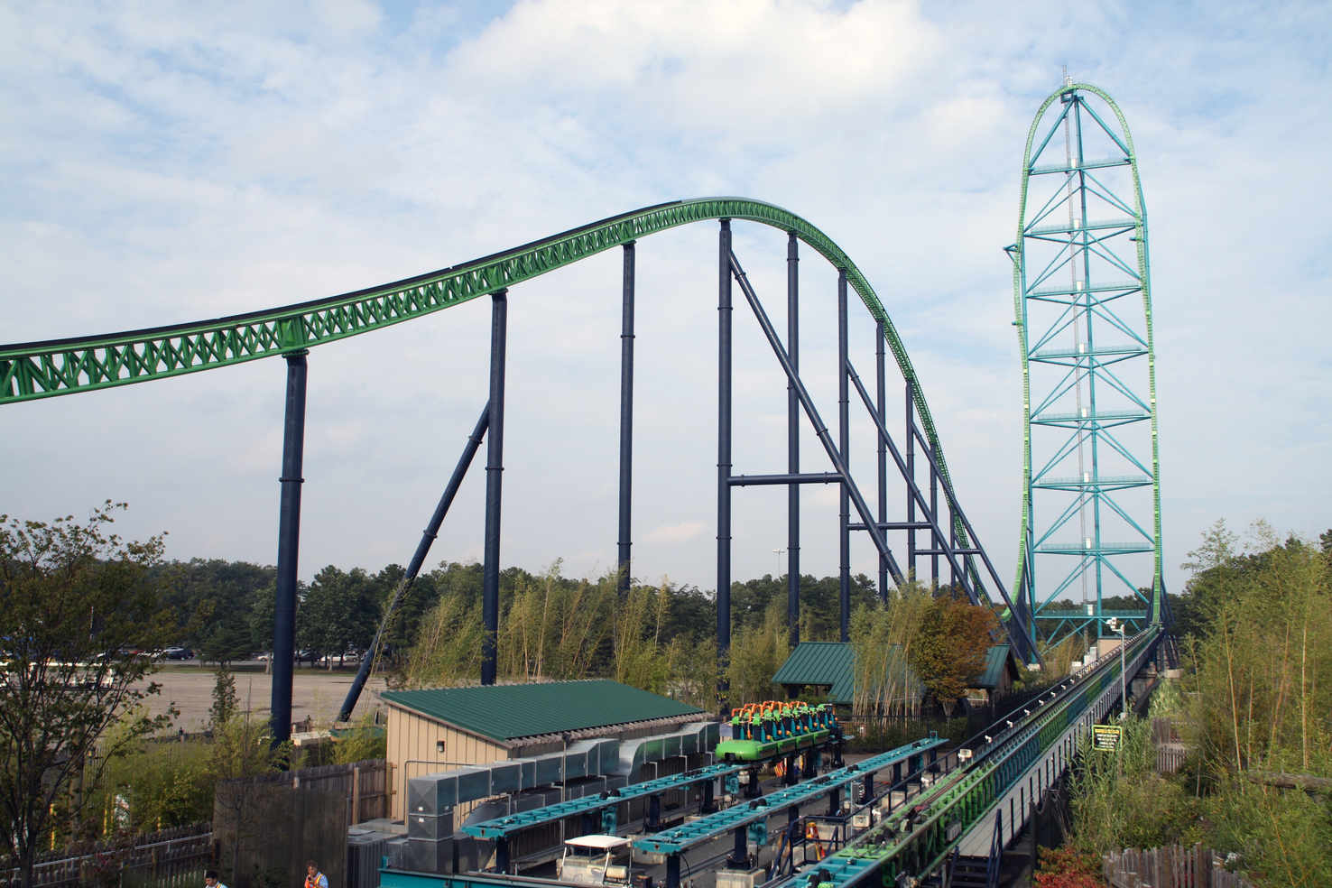 Large kingda ka