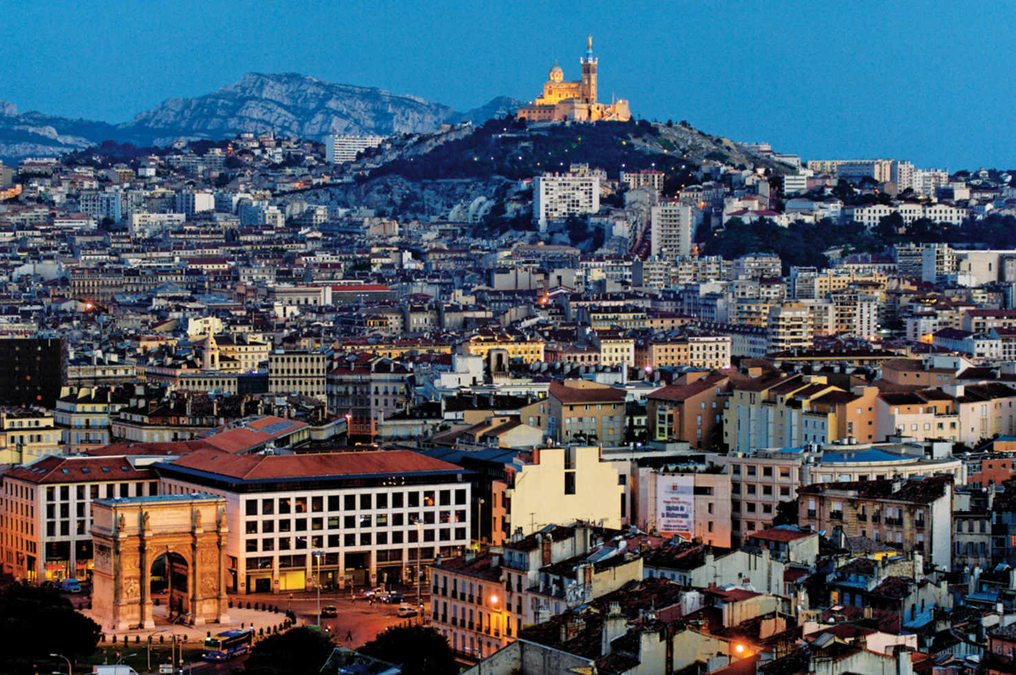 Marseille Getaway   France Holiday Package