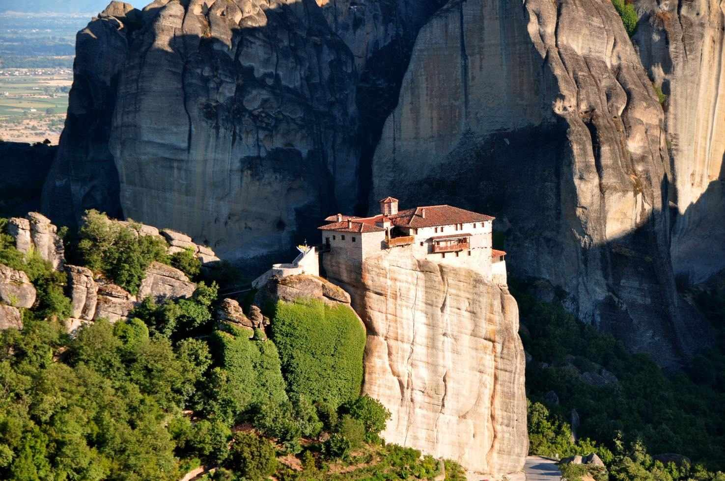 Large greece meteora