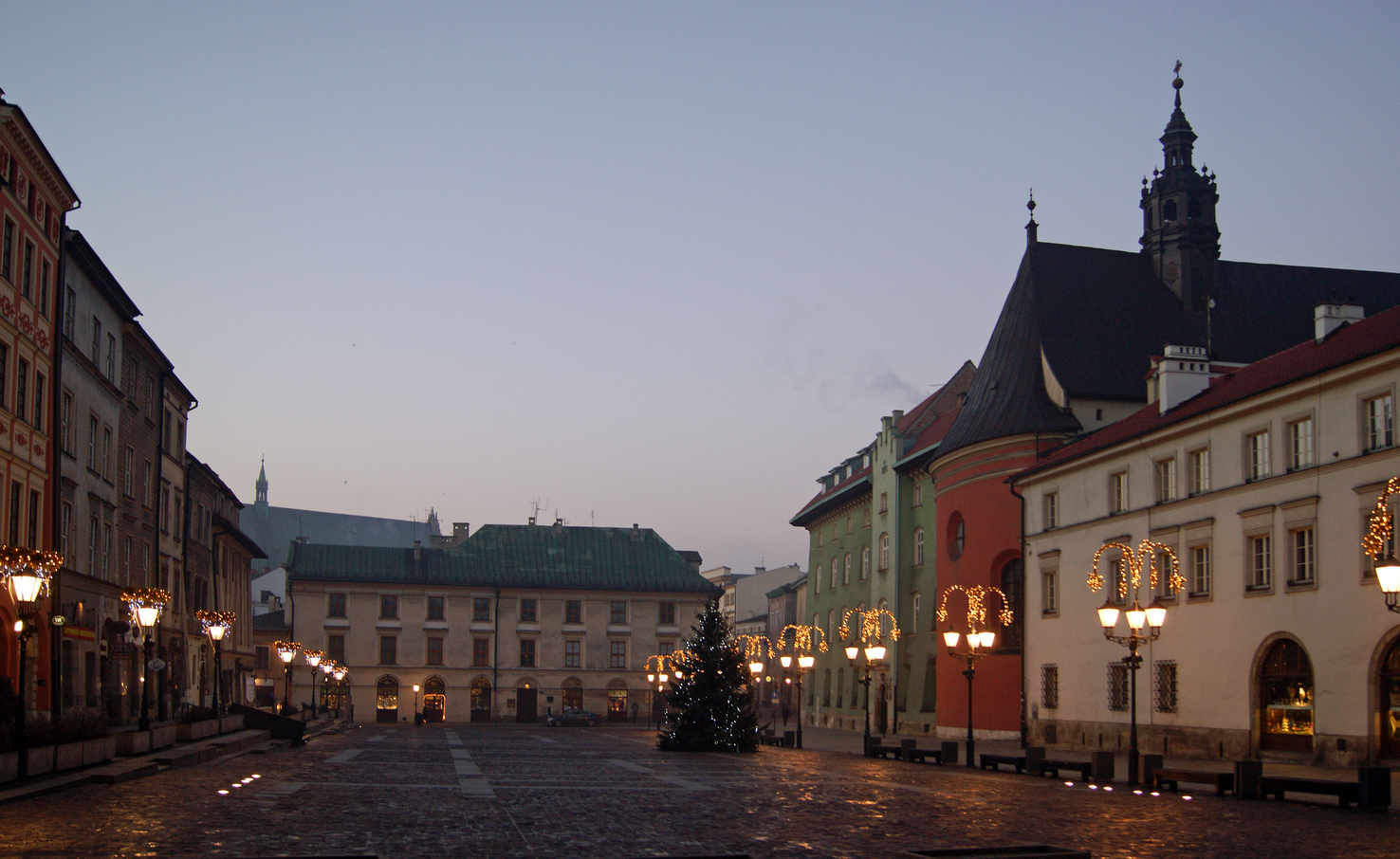 Krakow Getaway   Tour Package To Poland
