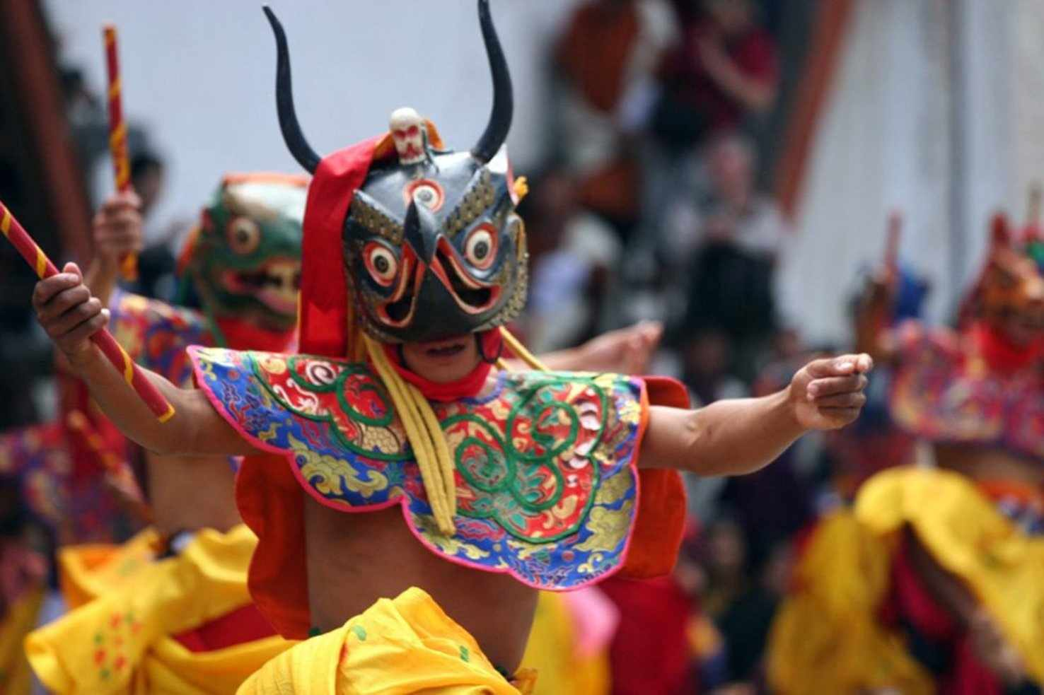 Bhutan Holiday Package (6 Nights/7 Days)