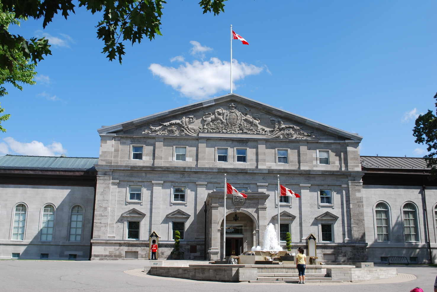 Large ottawa   rideau hall