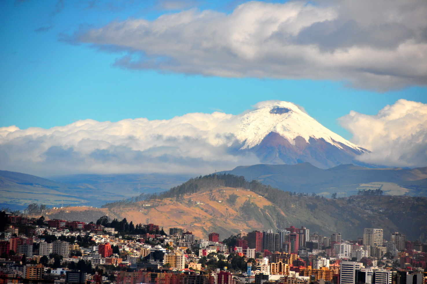 Quito Getaway   Ecuador Holiday Package