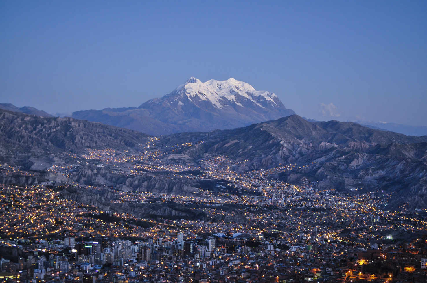 La Paz  Getaway   Bolivia Vacation Package