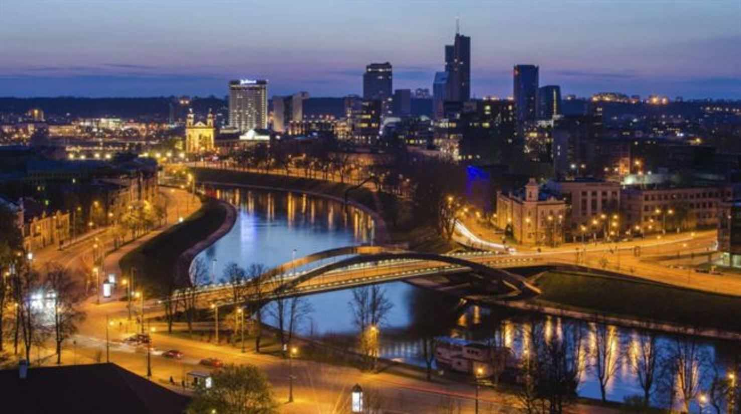 Vilnius Getaway   Lithuania Tour Package