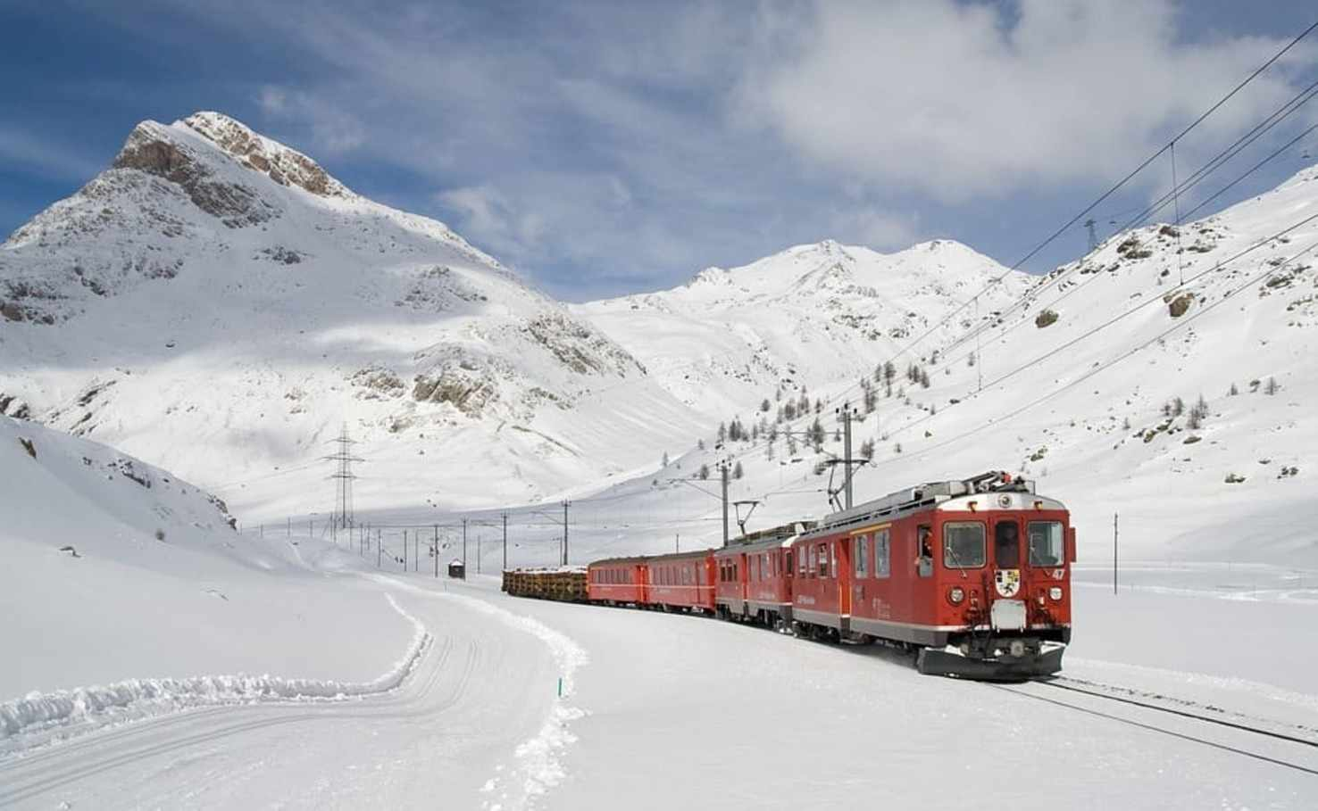 Swiss Grandeur Tour Package