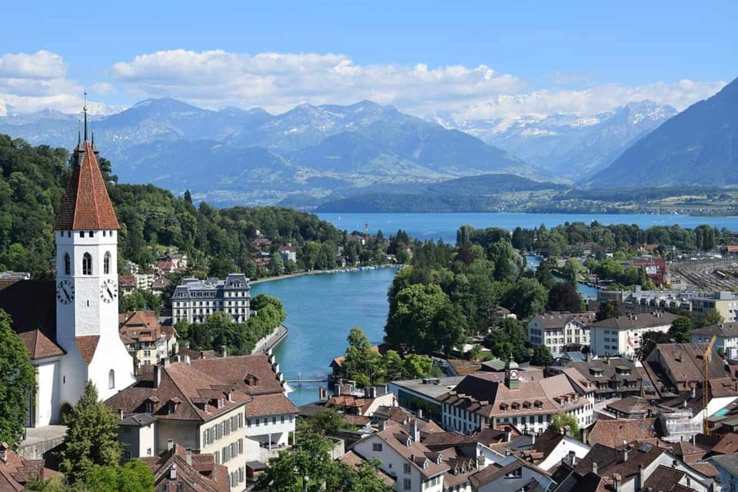 Large swiss holiday tour