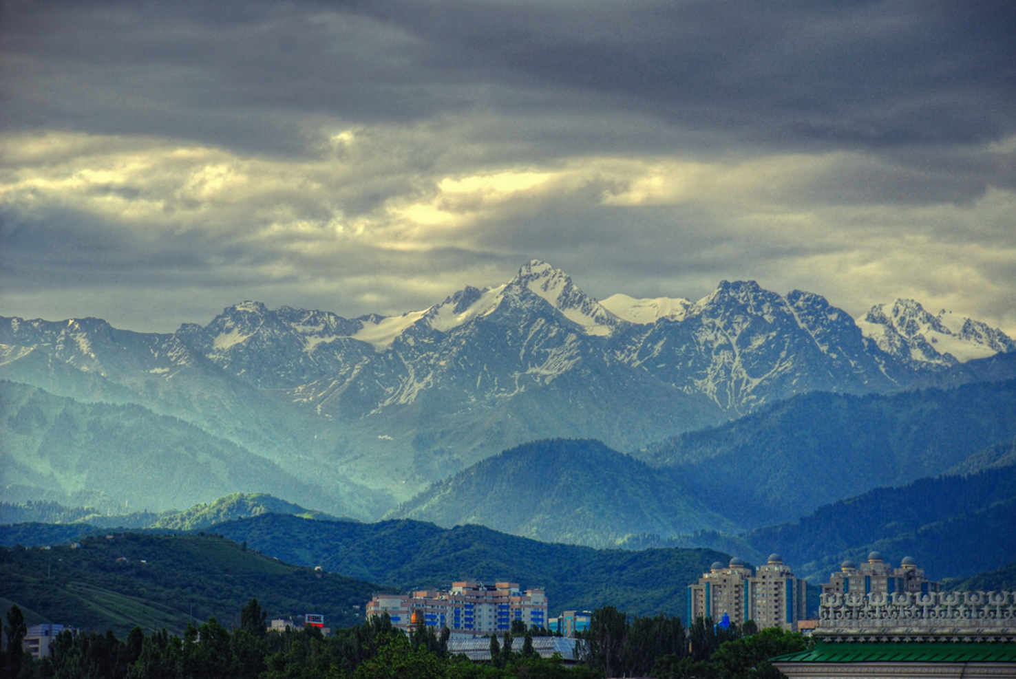 Almaty Getaway   Kazakhstan Vacation Package