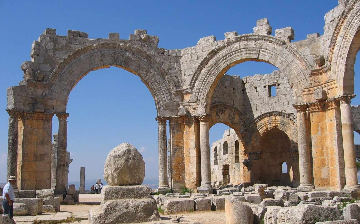 Syria Tour Packages Holiday Package To Syria Book Now
