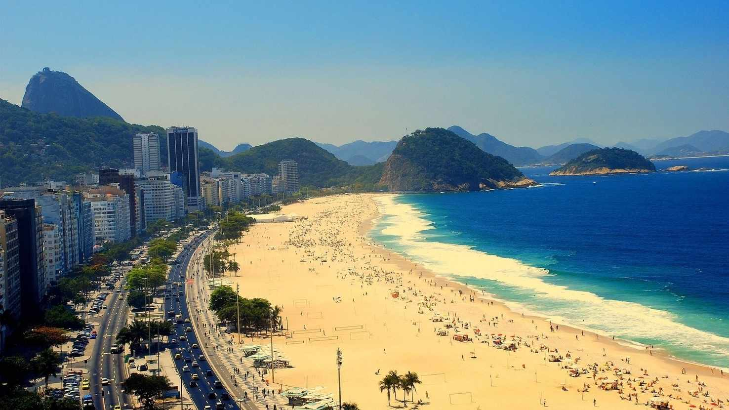 The Brazilian Discovery   Brazil Vacation Package