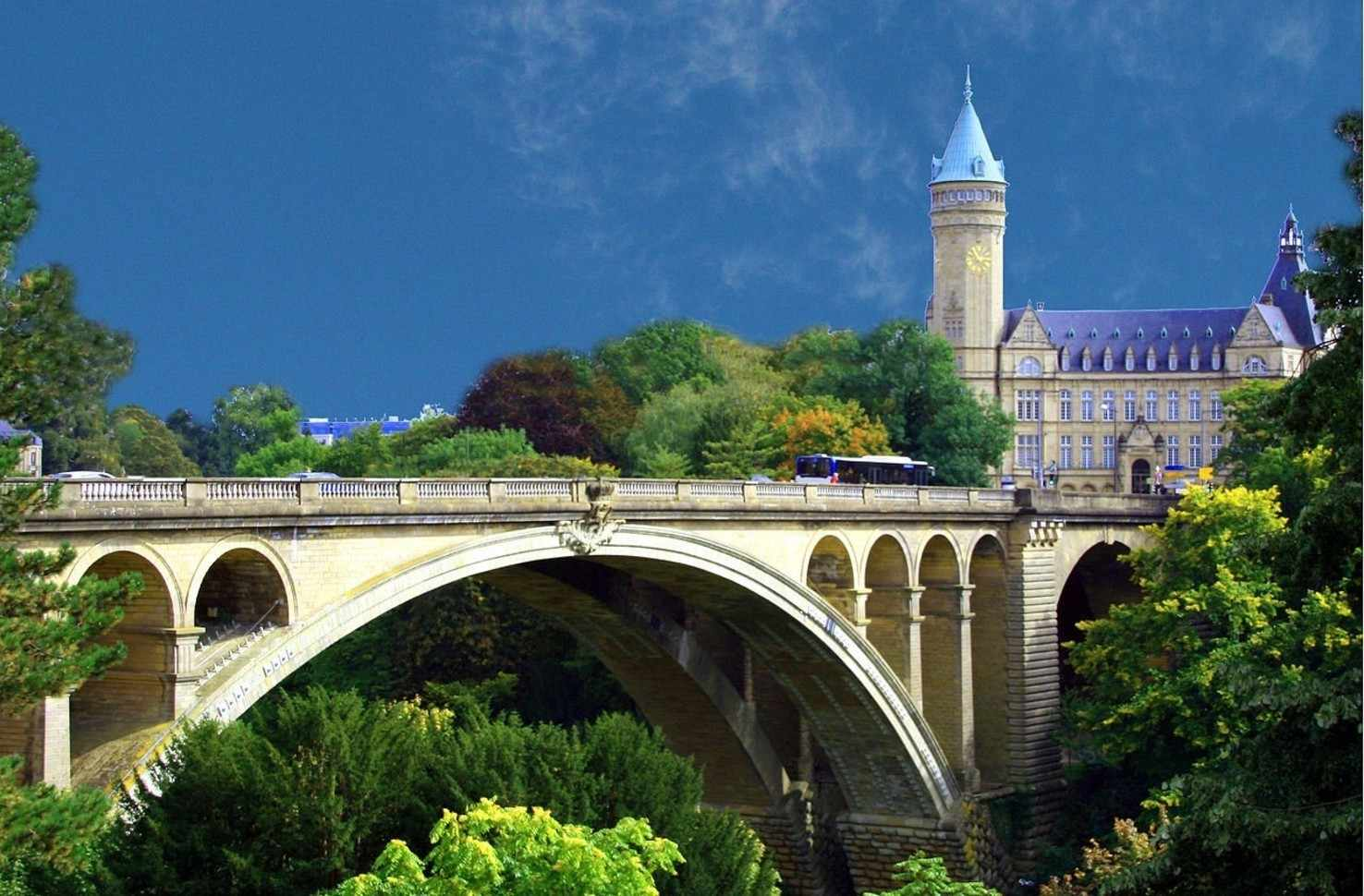 Luxembourg City Getaway   Luxembourg Vacation Package