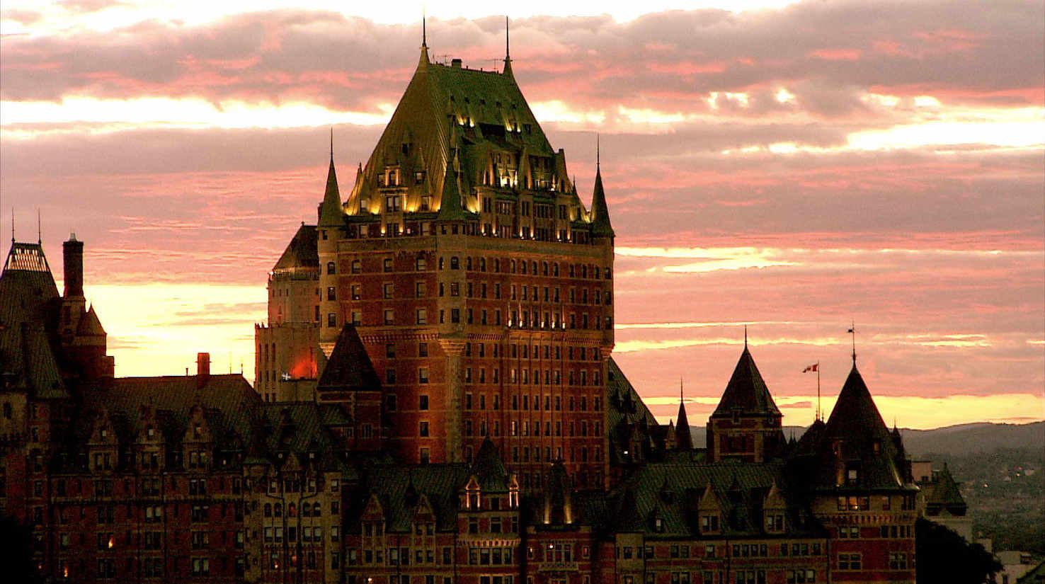 Quebec City Getaway   Canada Tour Packages