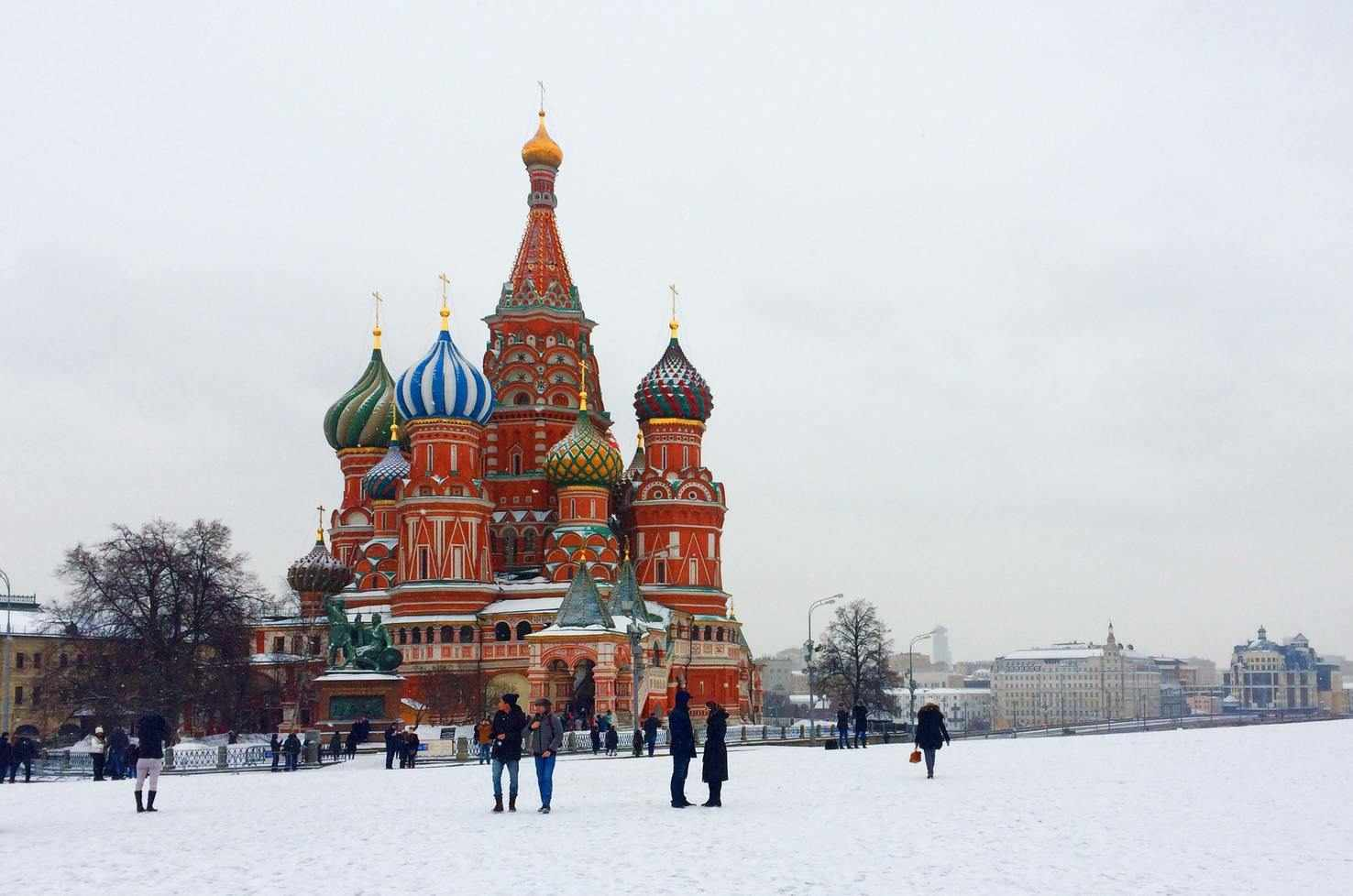 Russia With Luxury & Style   Russia Tour Package