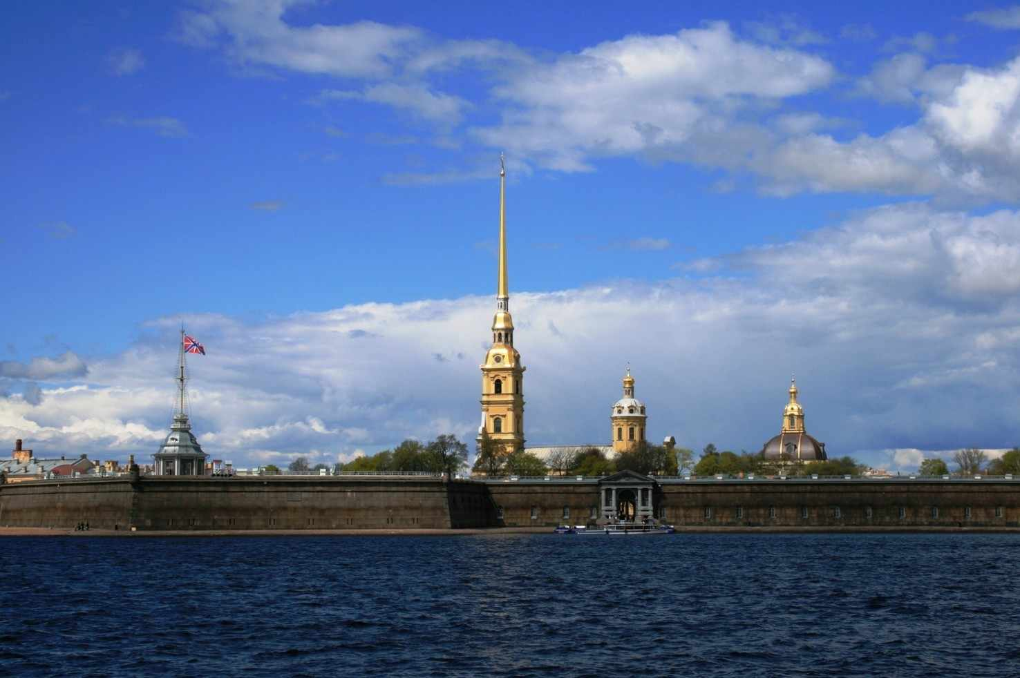 Russian River Cruise From St Petersburg To Moscow   Russia Vacation Package