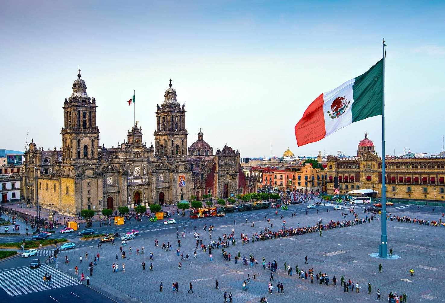 Mexico Our Lady Of Guadalupe Faith Based Itinerary   Mexico Tour Package