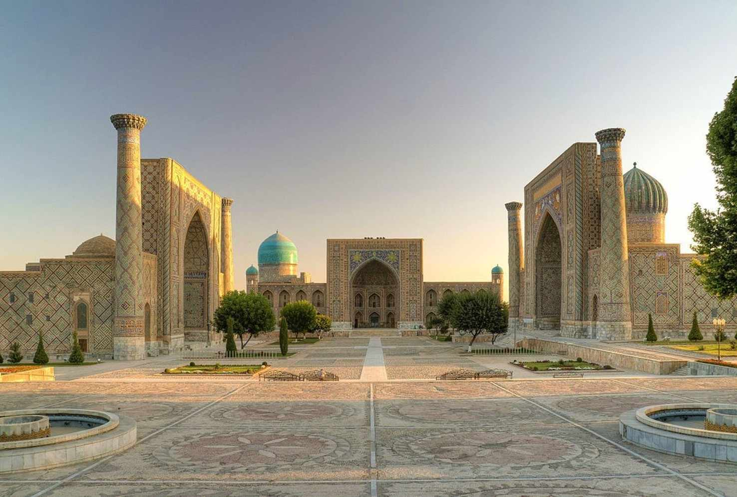 Best Of Uzbekistan Turkmenistan   Holiday Tour Package