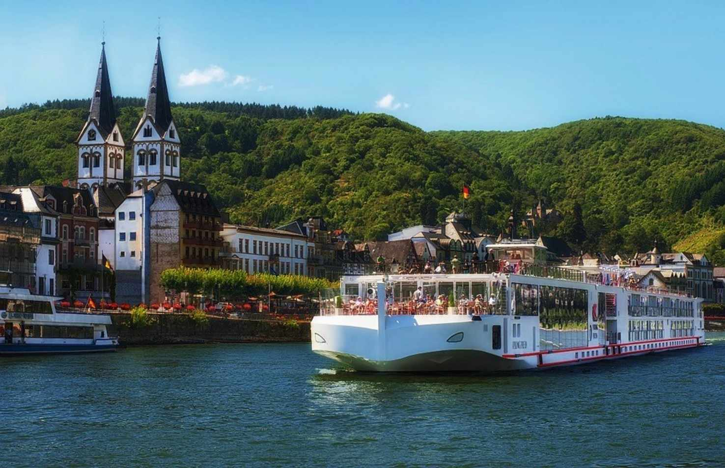 Large rhine cruise