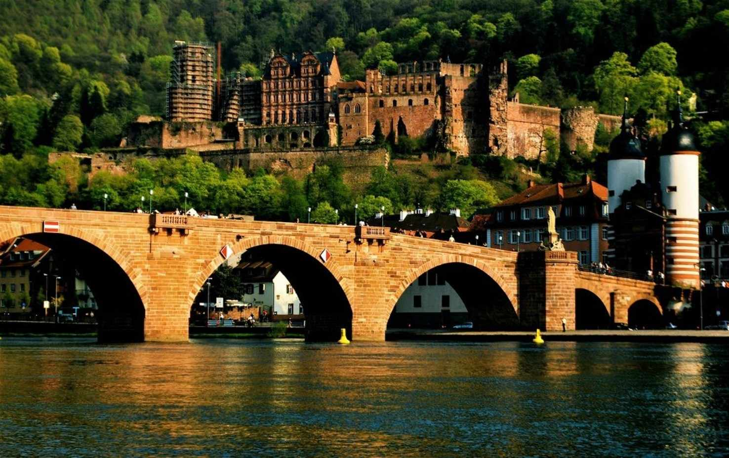 Large heidelberg castle  2