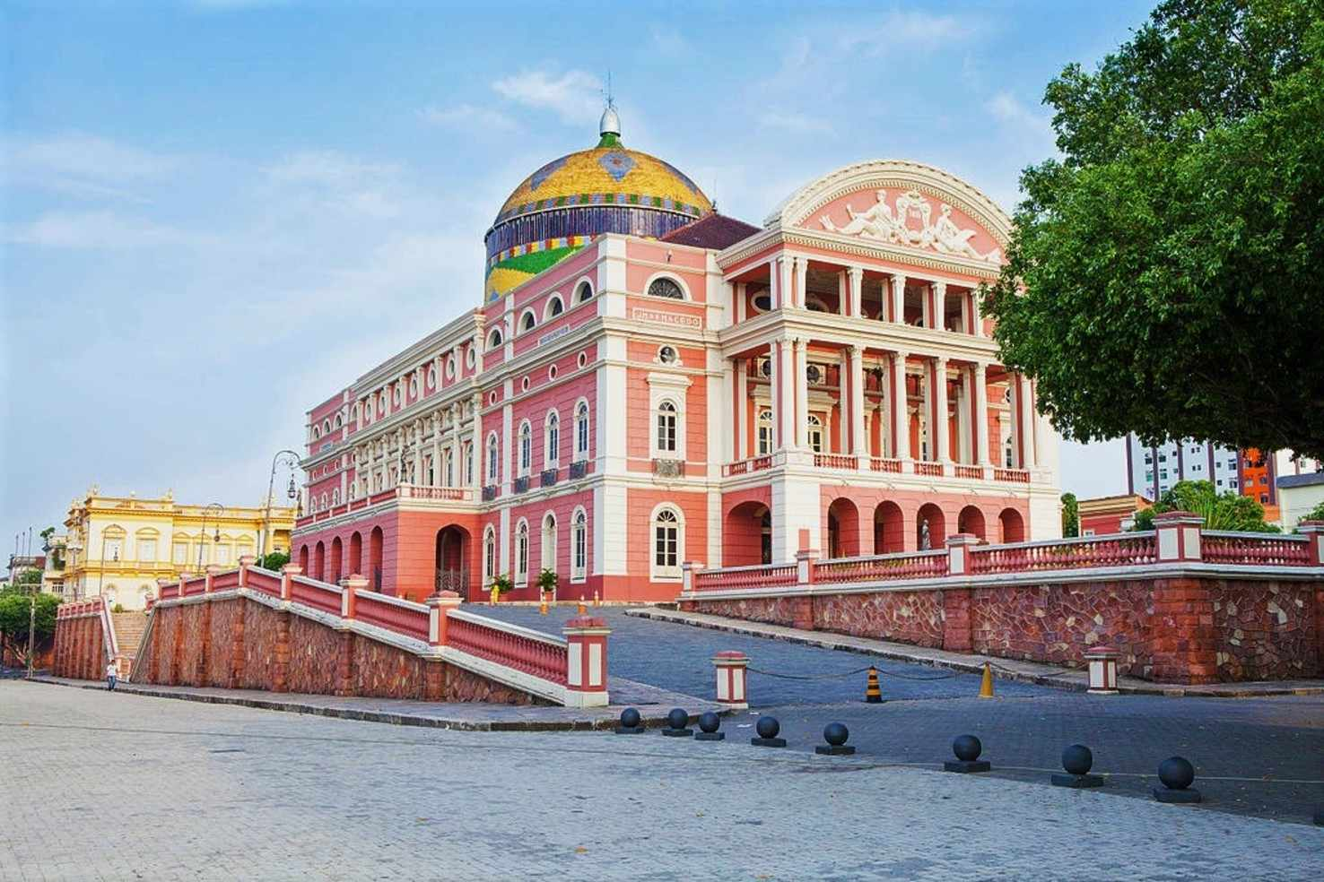 Manaus Getaway   Brazil Tour Package