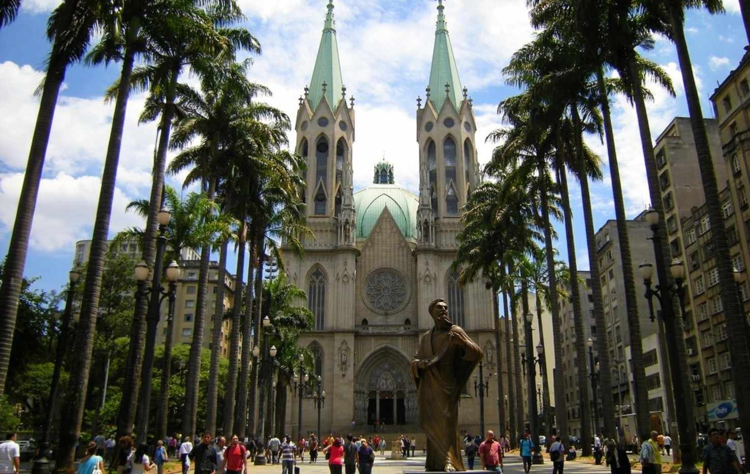 Sao Paulo   Brazil Vacation Package