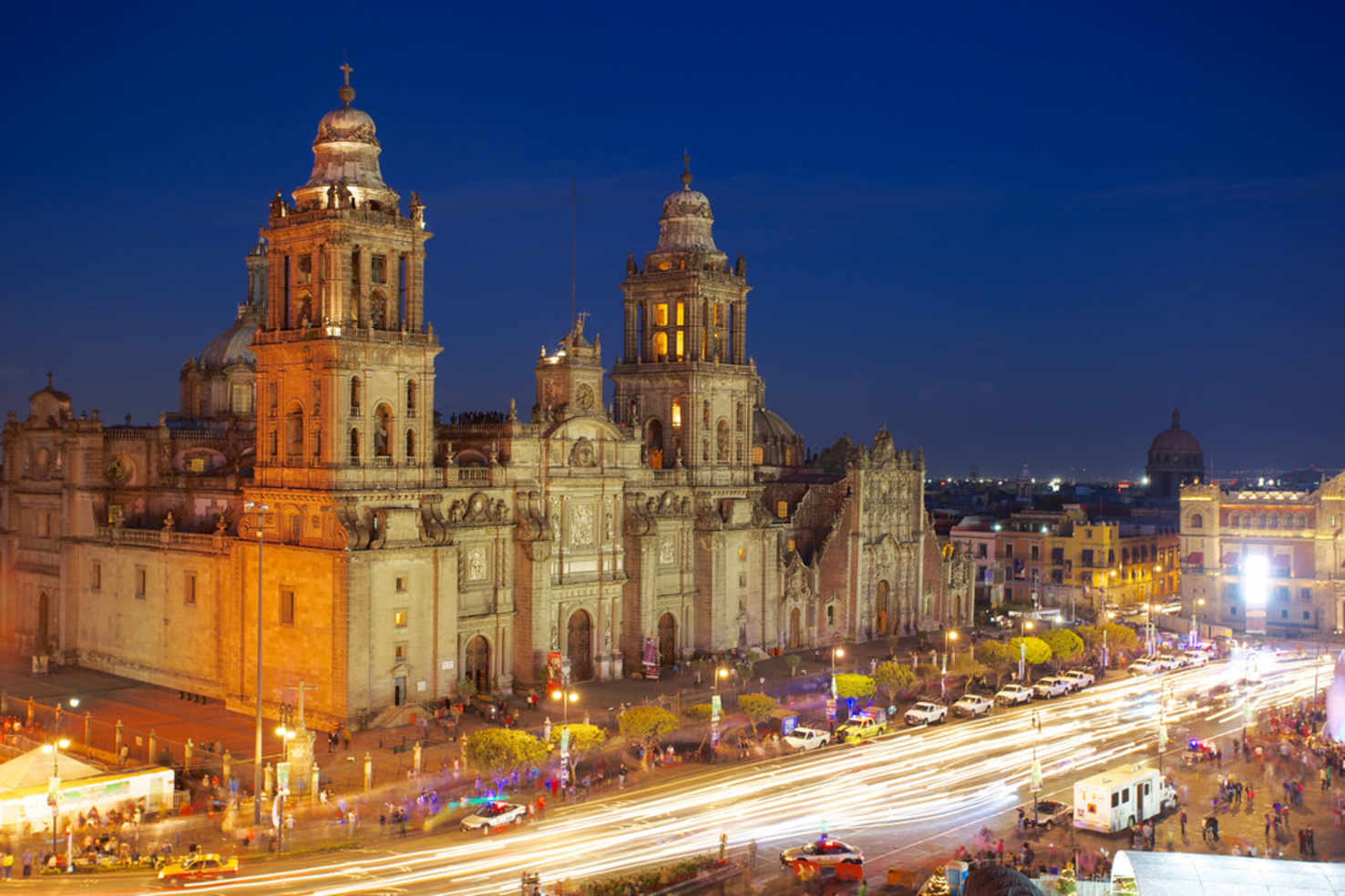 Mexico City Getaway   Tour Package To Mexico