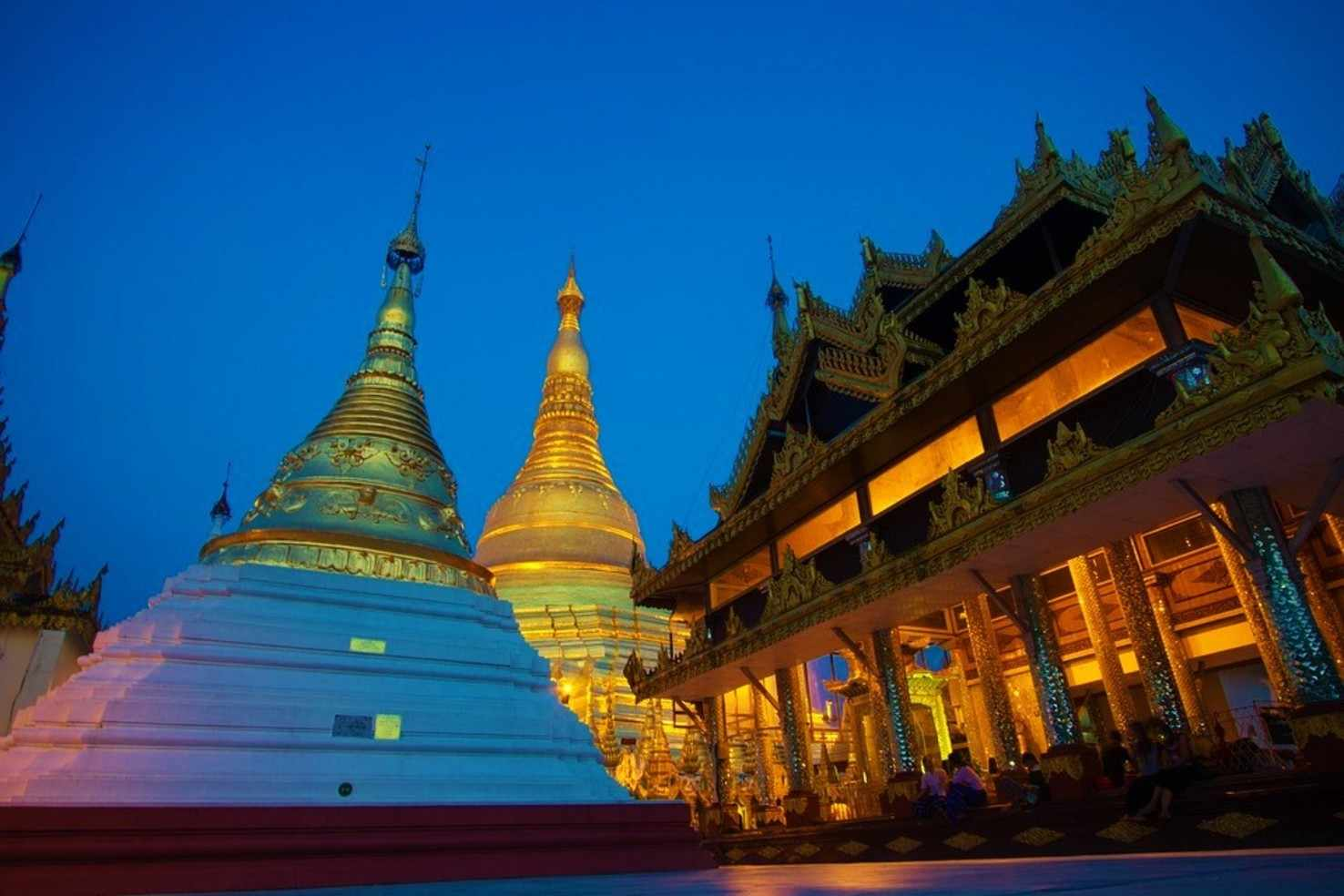 South East Asian Splendour   Singapore/ Thailand/ Myanmar Tour Package