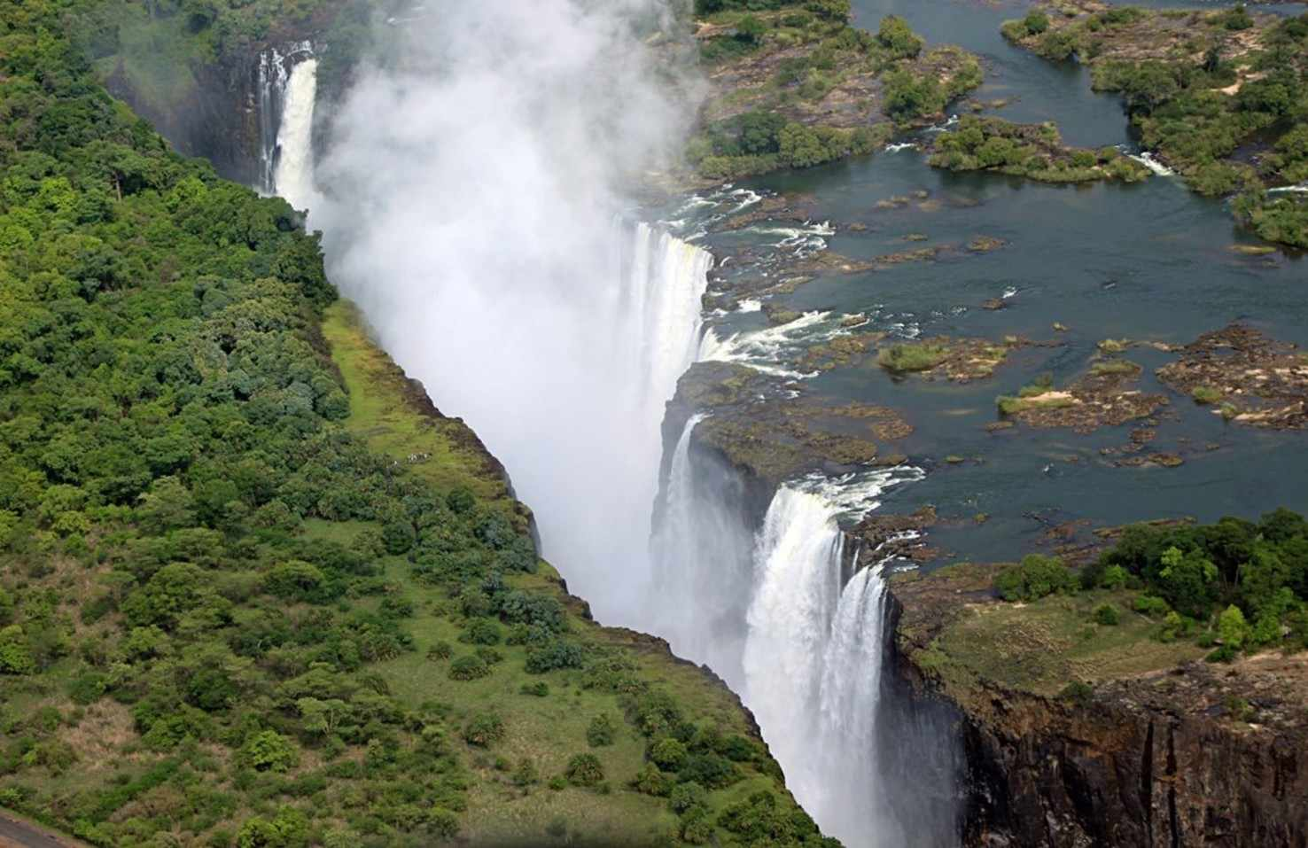 South Africa With Victoria Falls   Holiday Package To Victoria Falls