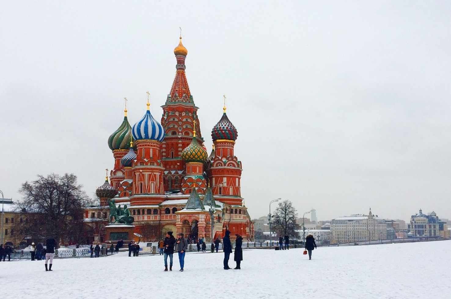 Best Of Russia Tour Package