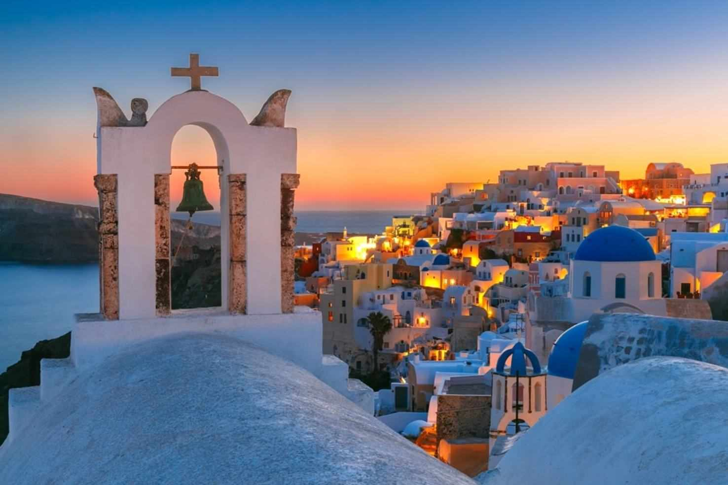 Book Greece Holiday Package