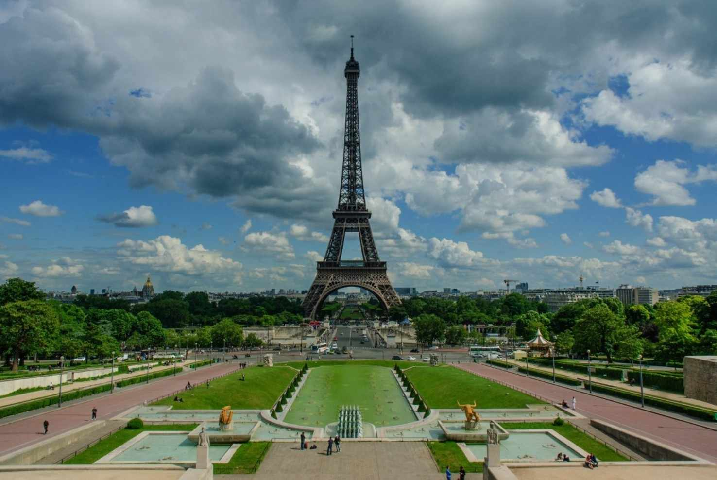 Awesome France And Spain Tour Package